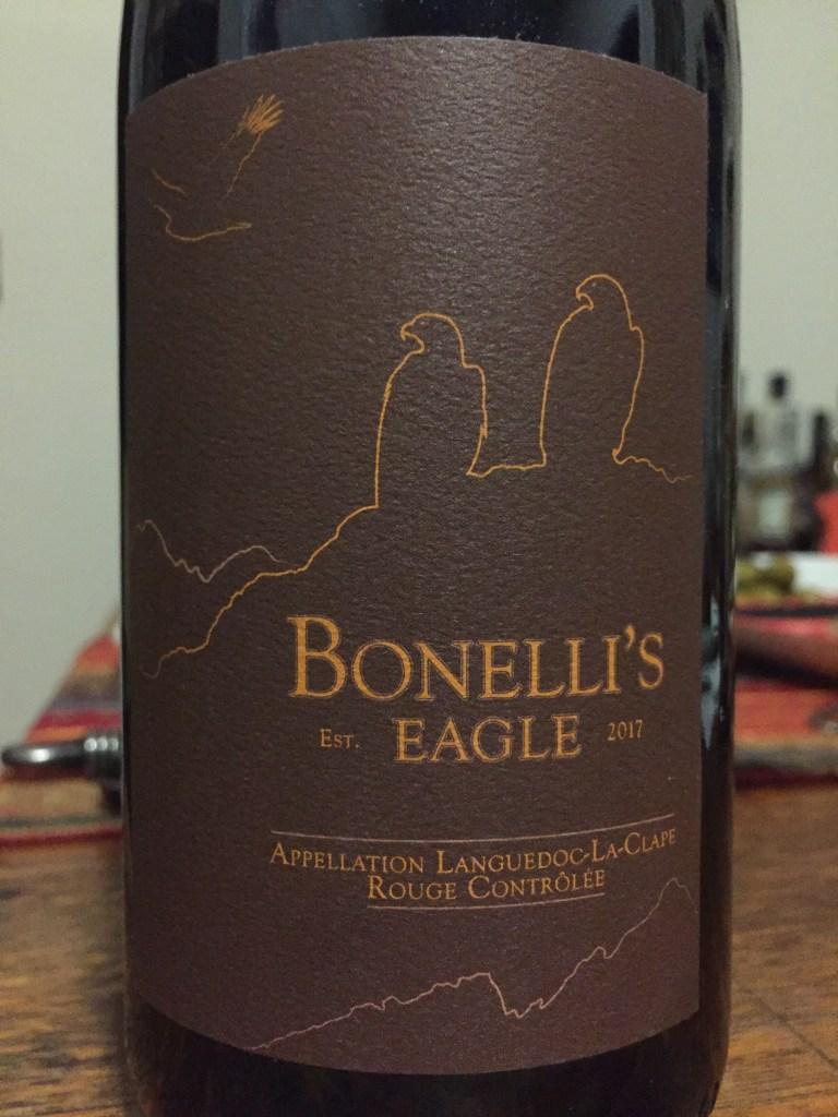 Bonelli's Eagle Languedoc-La-Clape Rouge 2017