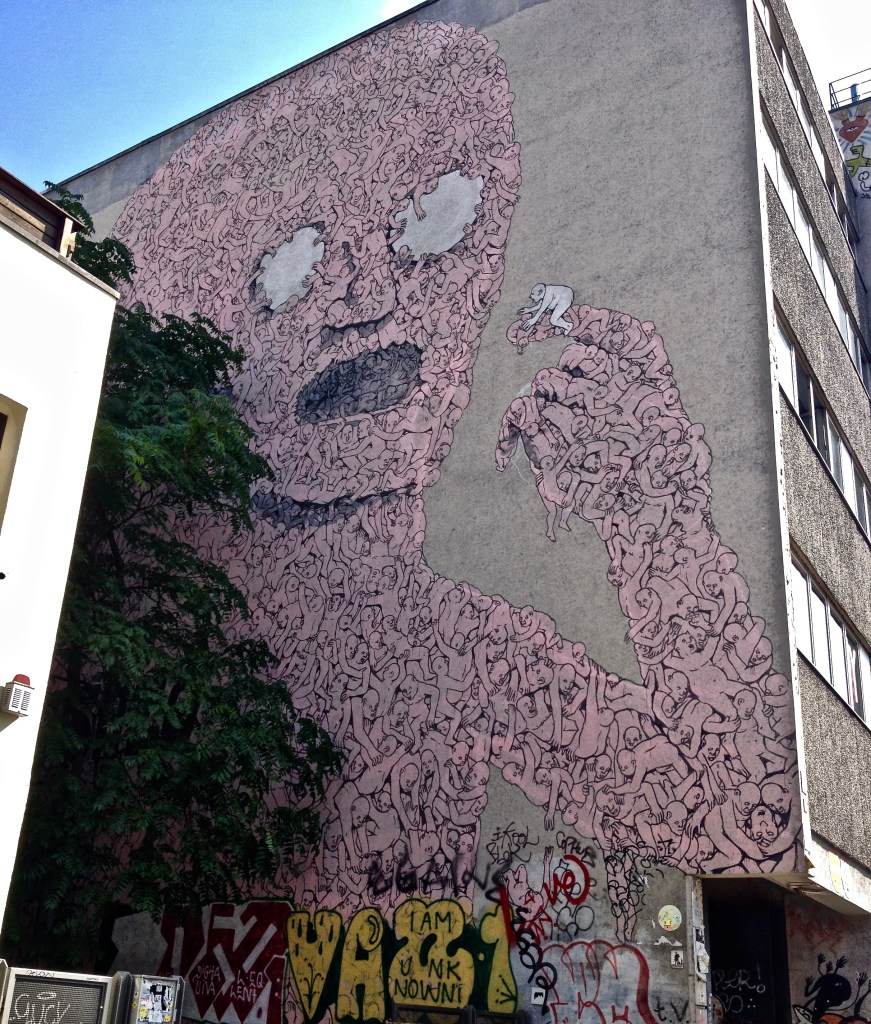 Street Art from Berlin —That's not on The Wall