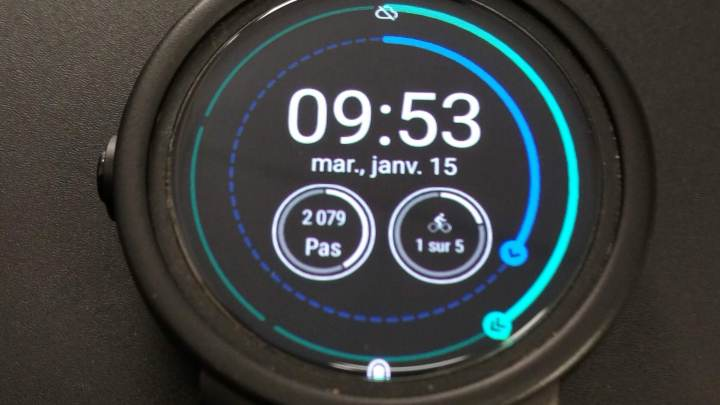 Mobvoi – Ticwatch E Android Wear 2.0