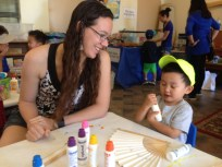 Asian Cultural Festival - Crafts of Kids