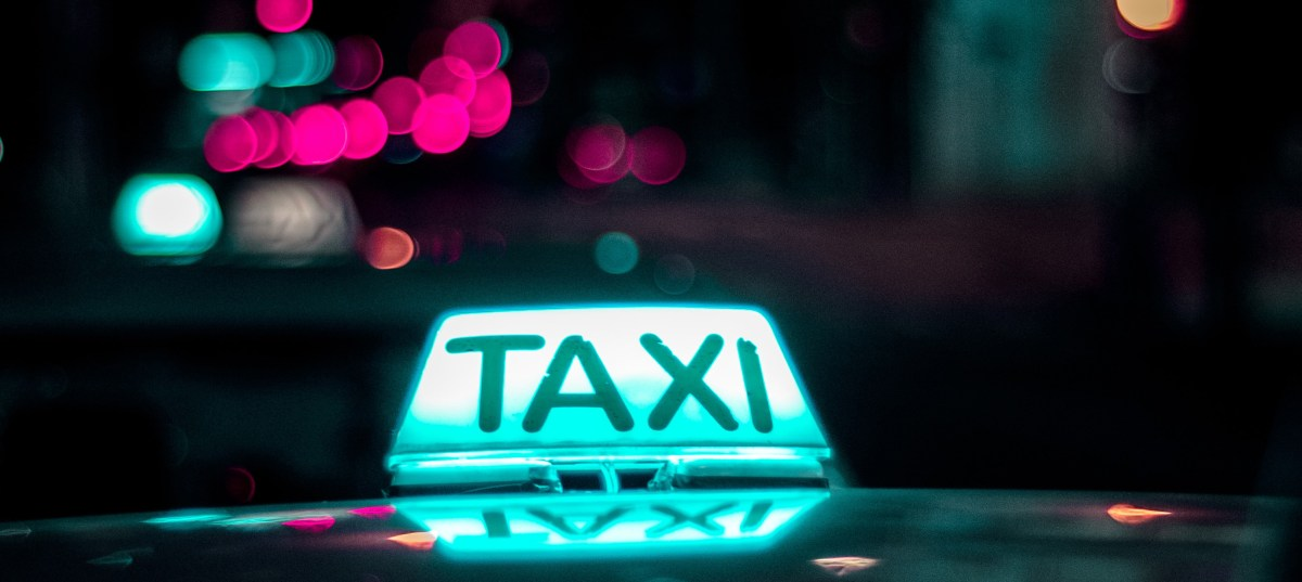 taking a taxi can save lives don't drink and drive