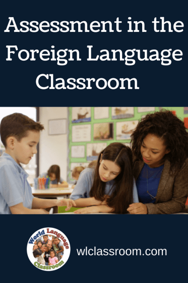 Foreign Language Assessment: Knowing about language and doing something with language (French, Spanish) www.wlclassroom.com