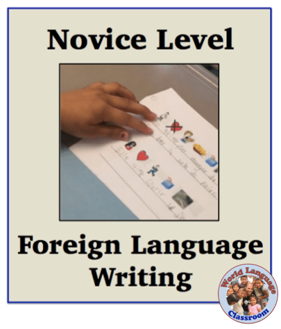 Introducing Writing in the Novice Level Foreign (World) Language Classroom (French, Spanish) wlteacher.wordpress.com