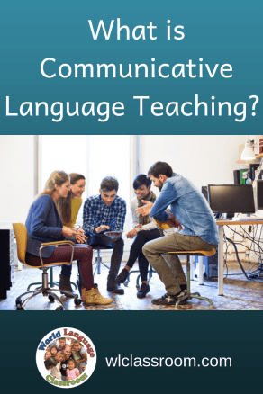 What is Communicative Language Teaching?  (French, Spanish) Bill Van Patten