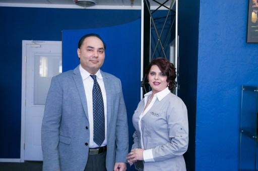 Dr Fazil & Dr Hanif