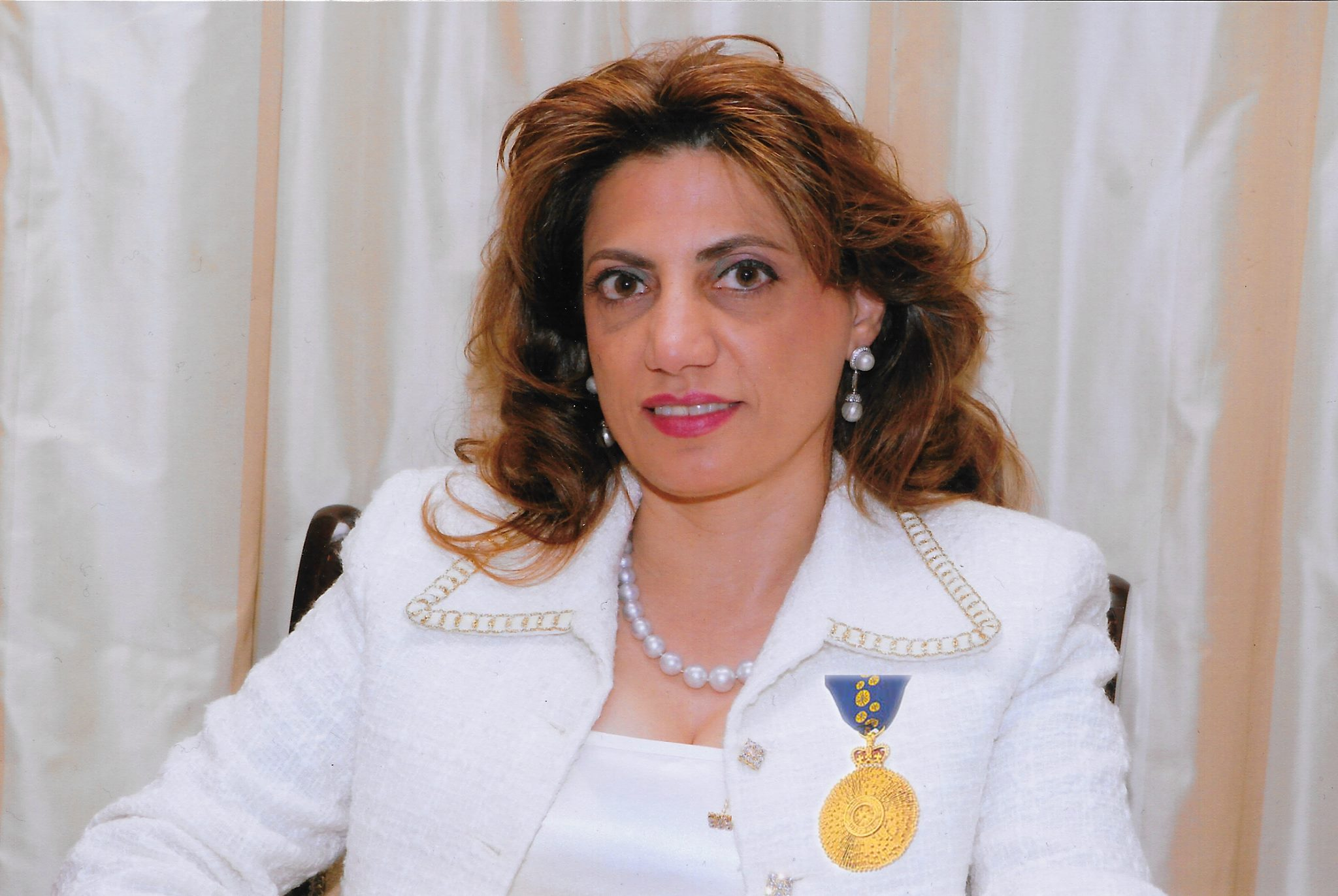 Prof Fadia Ghossayn ID
