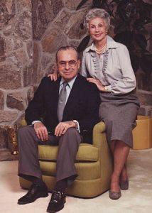 Willard and Ruth Eccles