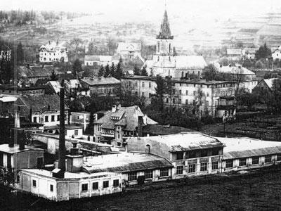 Fabryka mebli we Wleniu