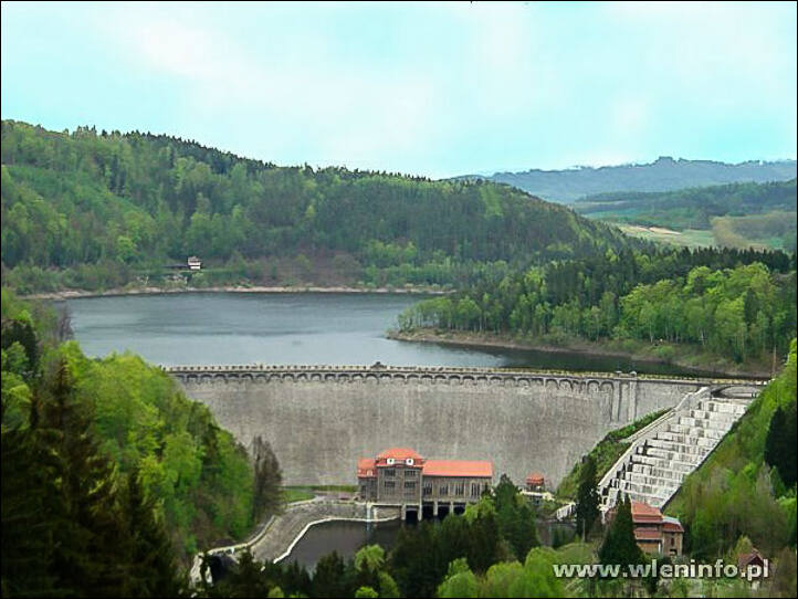 Single track wokół Jeziora Pilchowickiego?