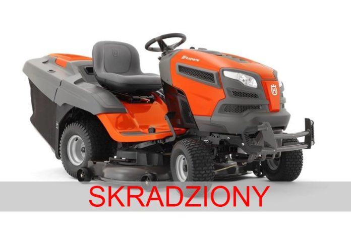 Pomóż odnaleźć traktorek