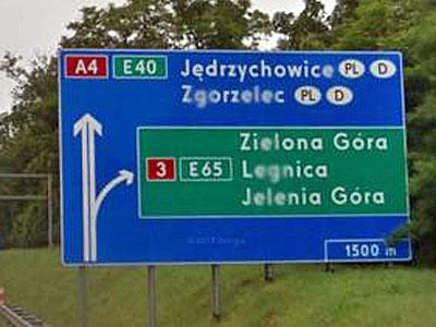 Autostrada w pobliżu Wlenia? To nie żart