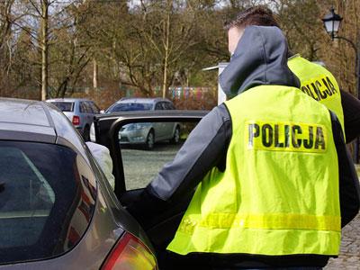 Sprawca kradzieży w Bystrzycy zatrzymany na gorącym uczynku
