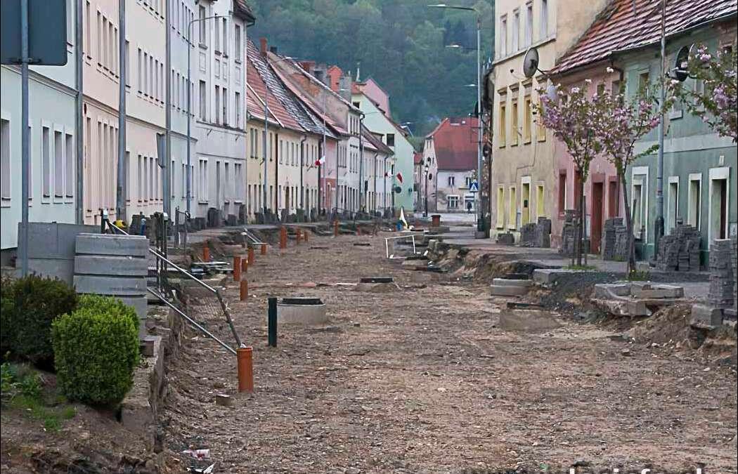 Znamy termin zakończenia prac na ulicy Kościuszki