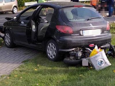Sprawca sobotniego wypadku przyznał się do winy
