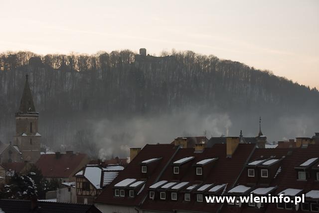 Katastrofalna jakość powietrza we Wleniu