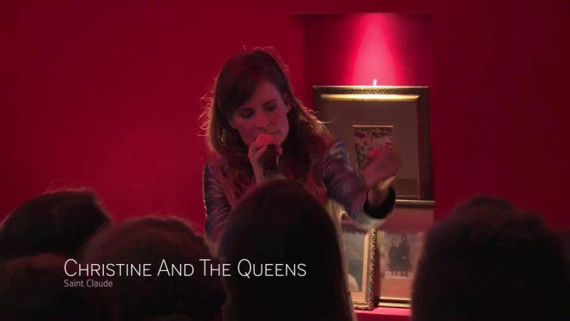 «Les Petits Concerts MTV Pulse» avec Christine & The Queens à La Rochelle