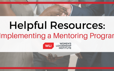 Resources to Implement a Mentoring Program
