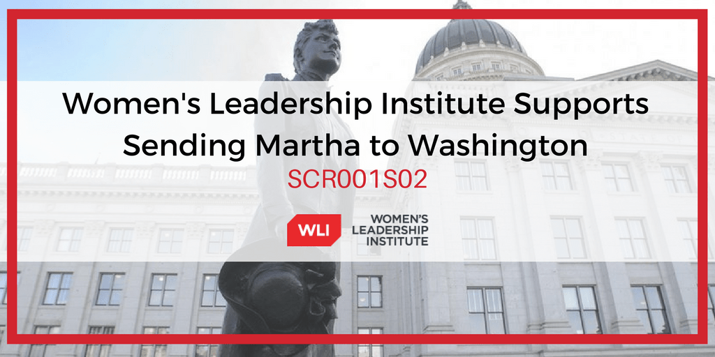 Women's Leadership Institute Supports SCR001S02