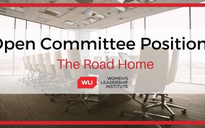 Road Home Looking For Committee Members