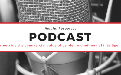 Podcast Resource: value of gender and millennial intelligence