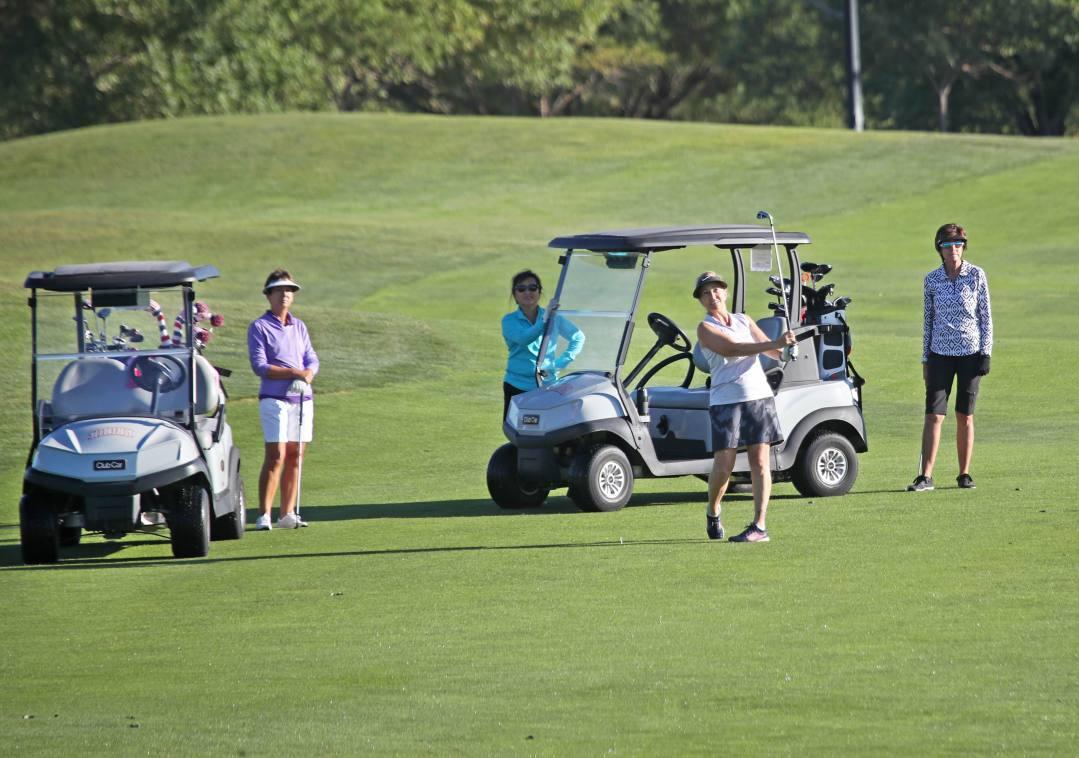 Women's Leadership Institute Golf Tournamnt