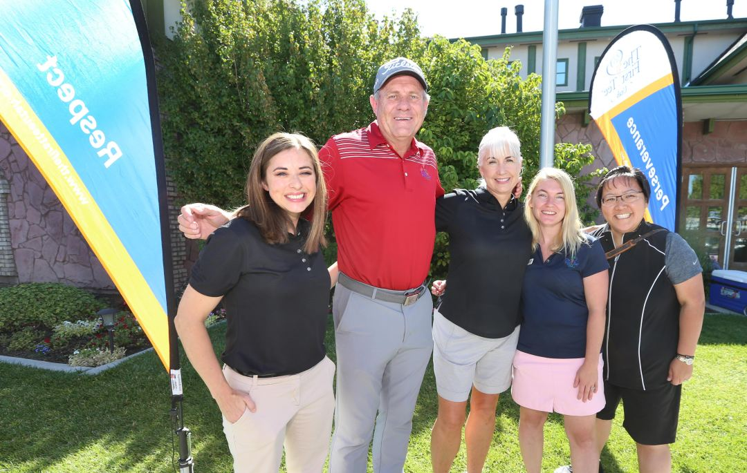 Women's Leadership Institute Golf Tournamnt