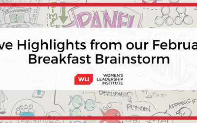 Implementing the ElevateHER Challenge – 5 Highlights from our First Breakfast Brainstorm