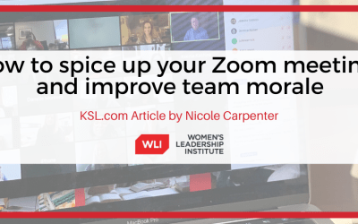How to Spice Up Your Zoom Meetings and Improve Team Morale