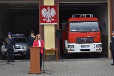 Fot. mł. ogn. Piotr Kaczmarek, oficer prasowy KP PSP w Wągrowcu.