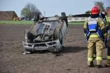 Śmiertelny wypadek koło Łuszkowa (10)
