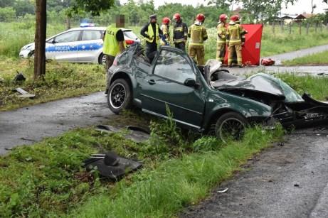 Śmiertelny wypadek Racot - Gryżyna (18)