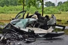 Śmiertelny wypadek Racot - Gryżyna (19)
