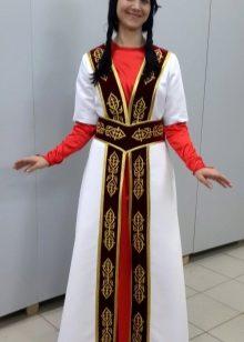 Армянский костюм национальный (66 фото): женский, для ...