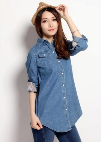 What can I wear with a denim shirt dress? 9