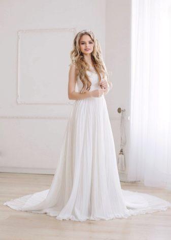 Свадебные платья в греческом стиле 2021 (106 фото): для ...