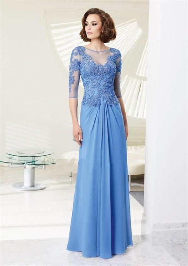 Вечерние платья на свадьбу для мамы невесты или жениха (65 ...