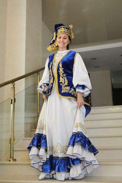 Татарский национальный костюм (88 фото): женские модели и ...