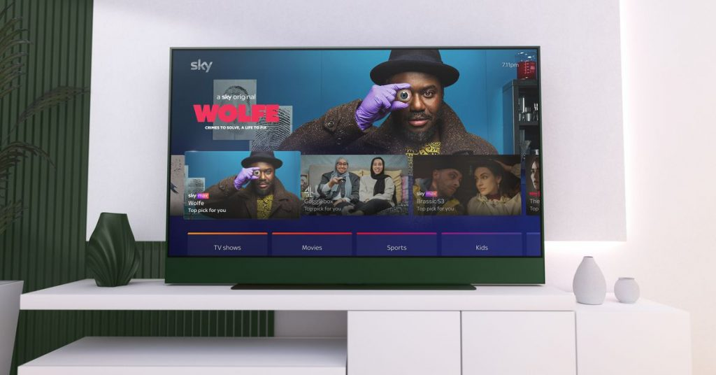 Get all of your favourite shows, super fast broadband, and more for just £37 per month. Sky's fresh Glass TVs ditch satellite tv for pc dishes for ...