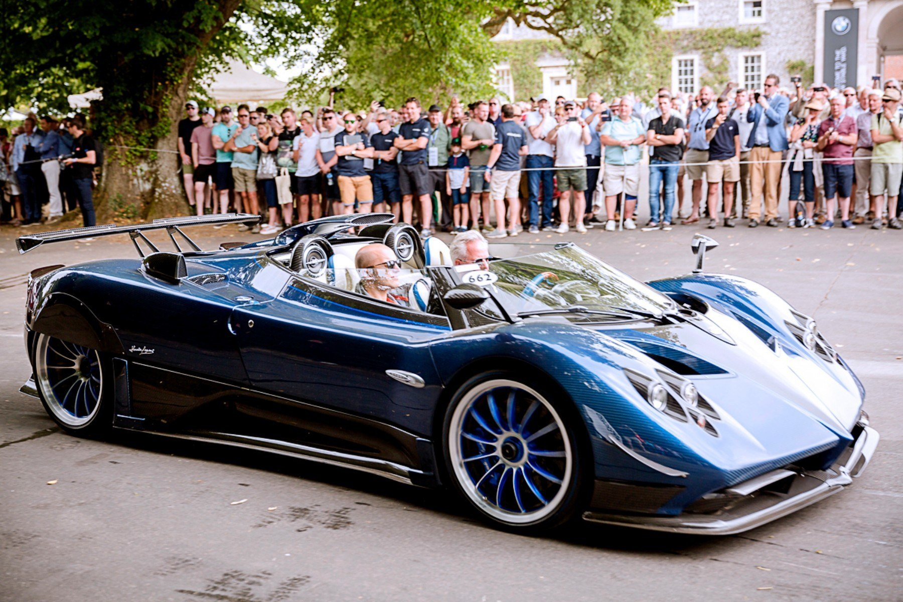 New The Pagani Zonda Hp Barchetta Is The Most Expensive New On This Month