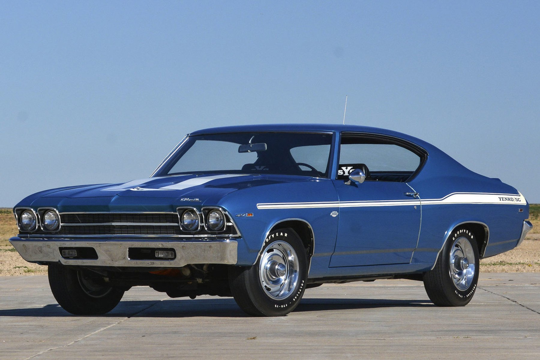 New A History Of Chevy S Ultimate Muscle Car The Chevelle On This Month