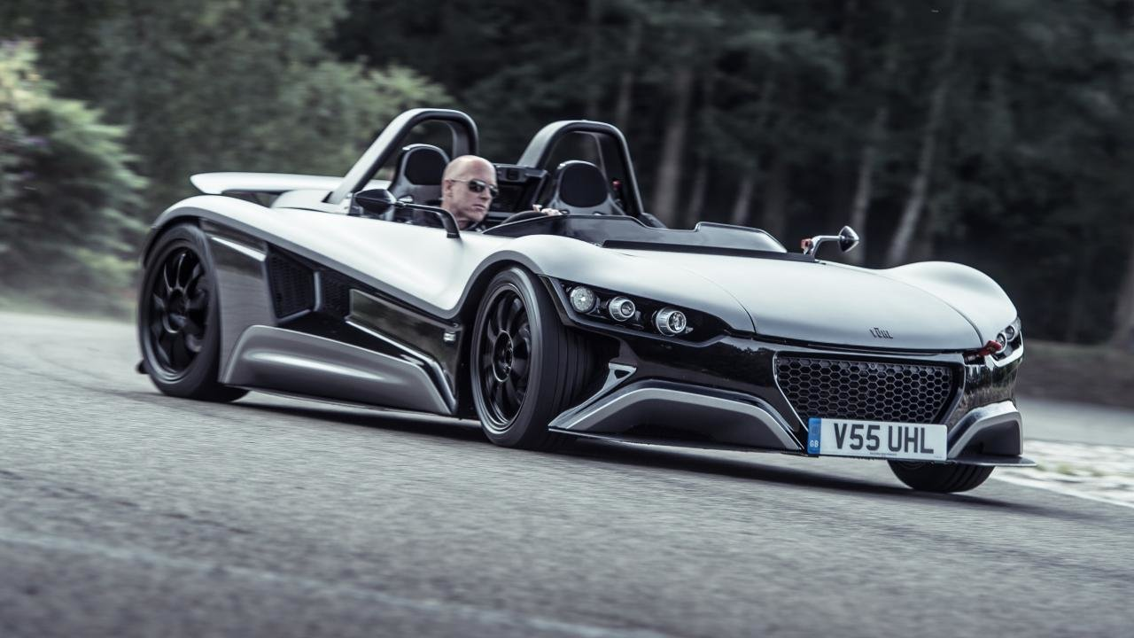 New Driven The Vuhl 05 Mexico's 285Bhp Ariel Atom Rival On This Month