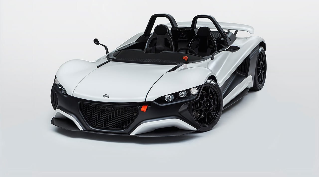 New A Look At Mexico S Own Supercar The Vuhl 05 On This Month