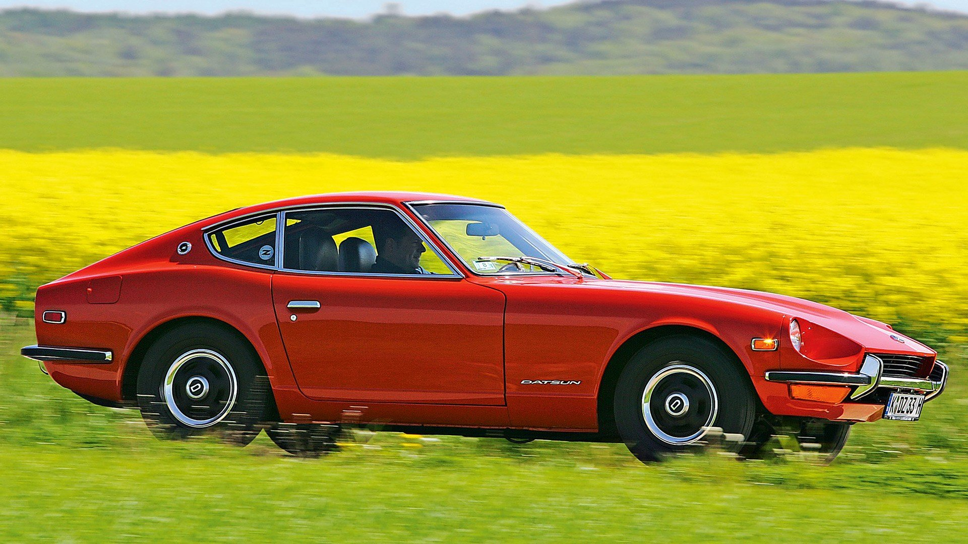 New 1970 Nissan 240Z Wallpapers Hd Images Wsupercars On This Month