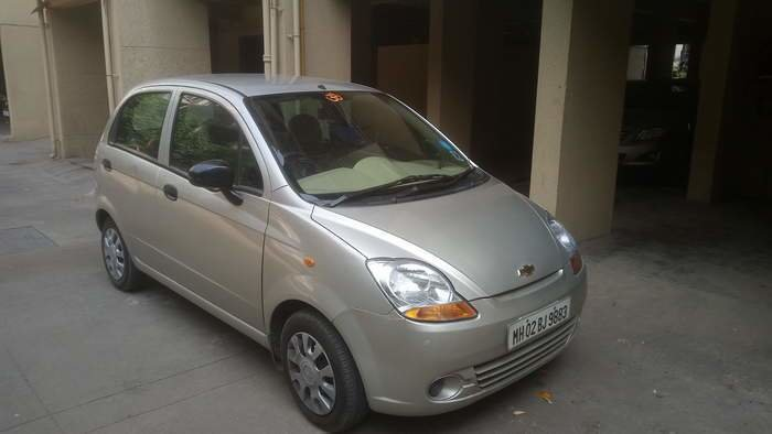 New Used Chevrolet Spark 1 Ls In Mumbai 2009 Model India At On This Month