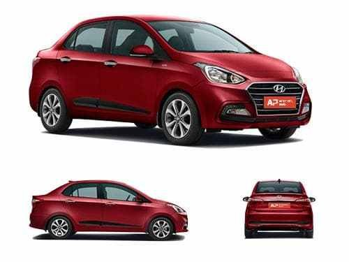 New Hyundai Xcent Price In India Images Specs Mileage On This Month