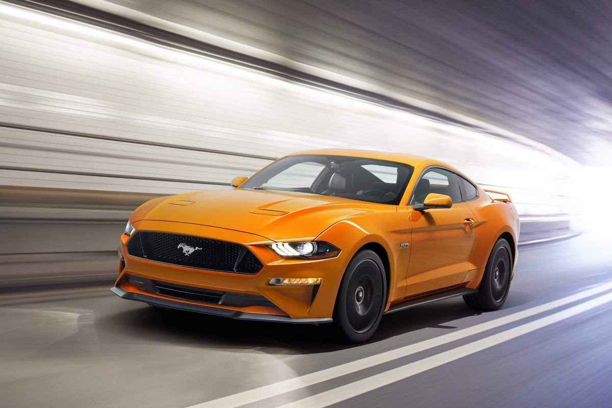 New Ford's Newest Mustang Drops The V6 Engine For The First On This Month