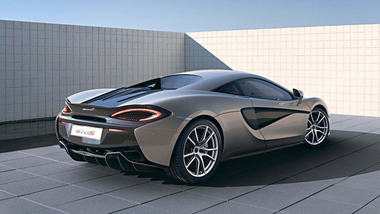 New Mclaren 180 000 Sports Car Throws Off The Covers Fortune On This Month