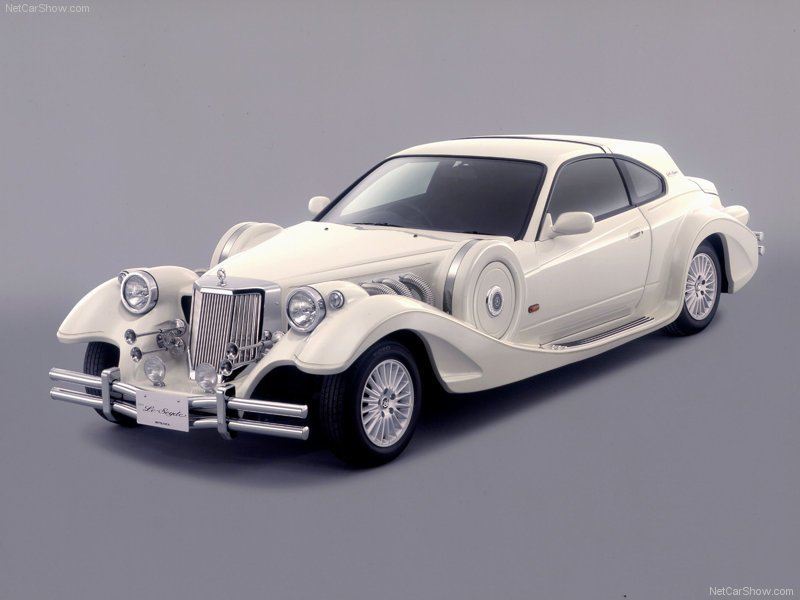 New Gtsoh Mitsuoka Le Seyde Gnarly Faction On This Month