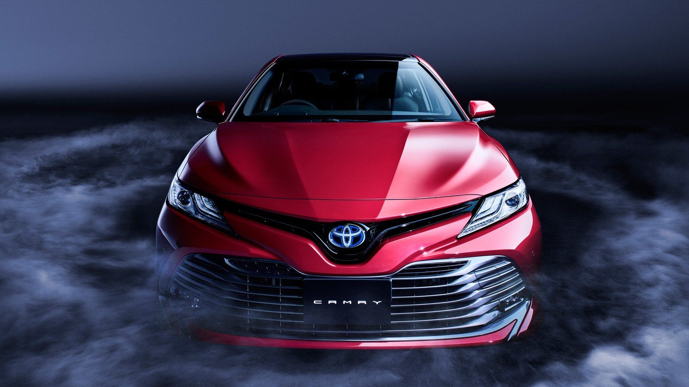 New 1366X768 Toyota Camry 2018 4K 1366X768 Resolution Hd 4K On This Month