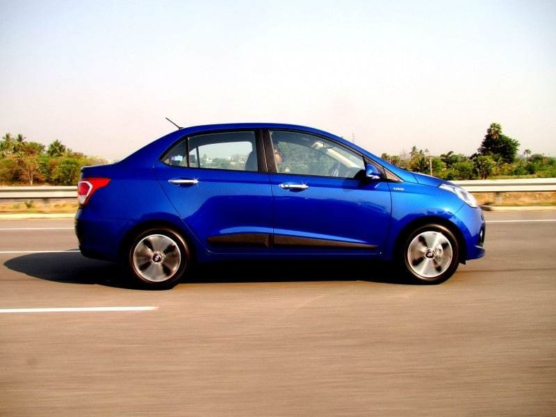 New Hyundai Xcent Expert Review Xcent Road Test 205718 On This Month